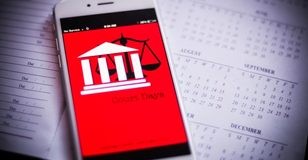 Court Days: The Lawyers' Date Calculator
